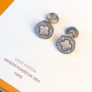 LV earrings